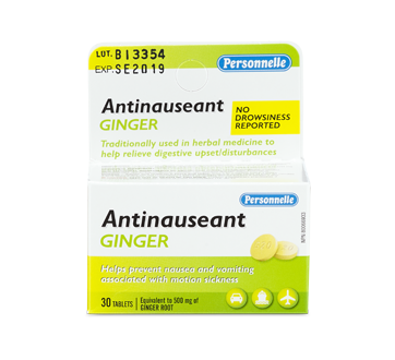Image of product Personnelle - Antinauseant, 30 units