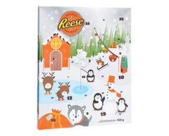 Image of product Hershey - Reese Advent with Chocolates, 222 g