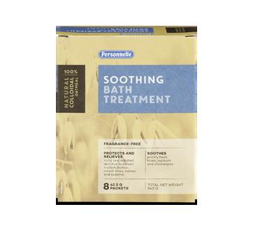 Soothing Bath Treatment, 8 x 42.5 g, Fragrance-Free