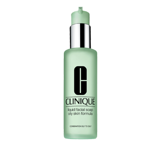 Liquid Facial Soap, 200 ml, Combination to Oily Skin