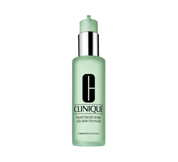 Image of product Clinique - Liquid Facial Soap, 200 ml, Combination to Oily Skin