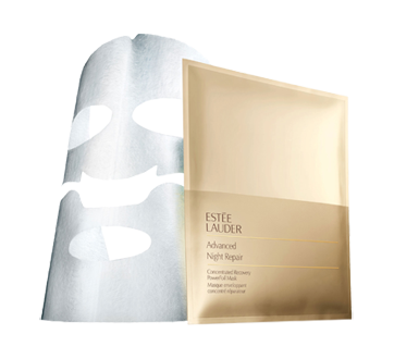 Image of product Estée Lauder - Advanced Night Repair Concentrated Recovery Powerfoil Mask , 4 units