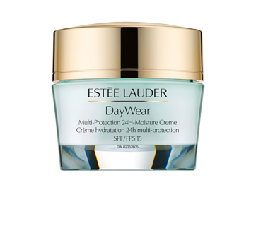 Image of product Estée Lauder - DayWear Multi-Protection 24H-Moisture Creme SPF 15 , 50 ml, Dry Skin