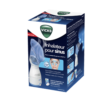 Image of product Vicks - Personal Steam Inhaler, 1 unit