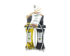 Image of product Medaglio - Gourmet Oil & Vinegar Dipping Set, 3 units
