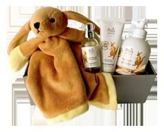 Image of product Dans un Jardin - Pois de Senteur Baby Gift Set, 5 units