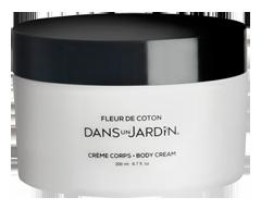 Image of product Dans un Jardin - Body Cream, 200 ml