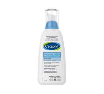 Image of product Cetaphil - Gentle Foaming Cleanser, 236 ml