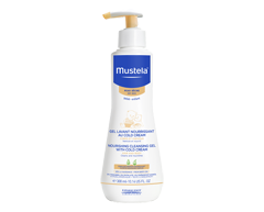 Image of product Mustela - Nourishing Cleansing Gel with Cold Cream, 300 ml, Dry Skin