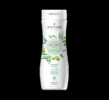 Super Leaves Nourishing Natural Shower Gel, 473 ml