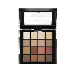 Ultimate Shadow Palette, 13.28 g, Warm Neutrals