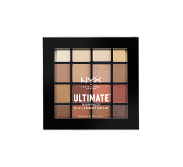 Image 2 of product NYX Professional Makeup - Ultimate Shadow Palette, 13.28 g, Warm Neutrals
