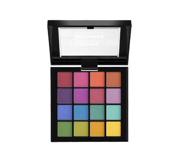 Image 2 of product NYX Professional Makeup - Ultimate Shadow Palette, 1 unit