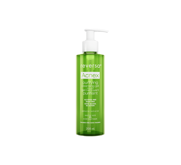 Acnex Purifying Cleansing Gel, 200 ml