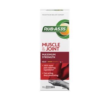 Image 1 of product Antiphlogistine - Maximum Strength Heating Cream, 100 g