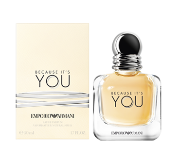 Because Its You Eau De Parfum 50 Ml Giorgio Armani Fragrance