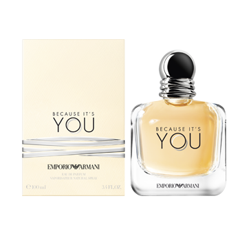 Because Its You Eau De Parfum 100 Ml Giorgio Armani Fragrance