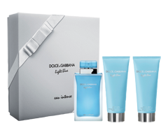 Image of product Dolce & Gabbana - Light Blue Gift Set, 3 units
