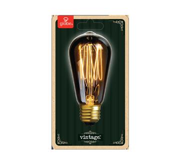 Incandescent Vintage Bulb, 1 unit