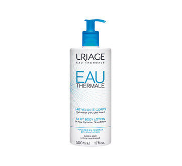 Image of product Uriage - Eau Thermale Silky Body Lotion, 500 ml
