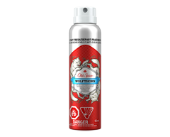 Image of product Old Spice - Invisible Spray Antiperspirant and Deodorant for Men, 132 ml, Wolfthorn