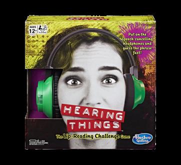 Hearing Things Game, English Version, 1 unit, English Version
