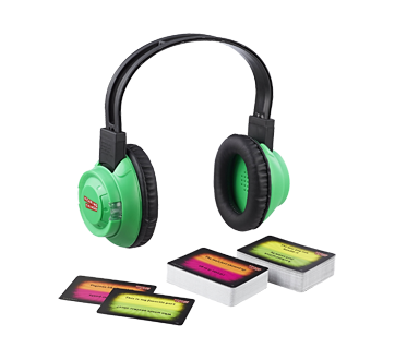 Image 2 of product Hasbro - Hearing Things Game, English Version, 1 unit, English Version