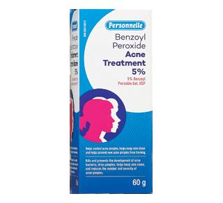 Benzoyl Peroxide Acne Treatment 5 %, 60 g