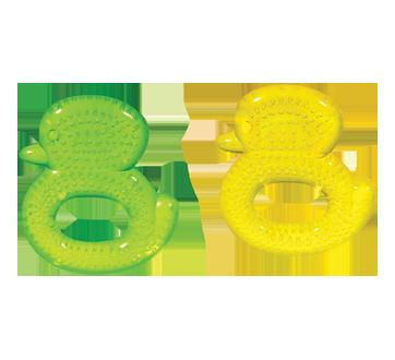 Image 2 of product PJC Bébé - Teether, duck, 1 unit