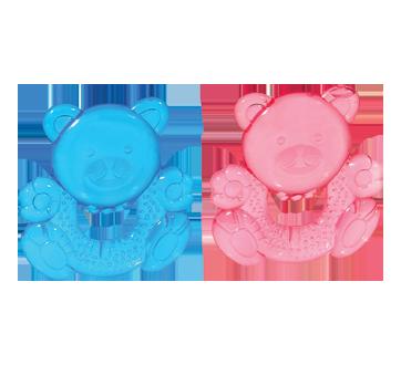 Image 2 of product PJC Bébé - Teether, bear, 1 unit