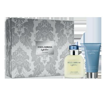 541840a49b1bb5 Image of product Dolce Gabbana - Light Blue pour Homme Set, 2 units