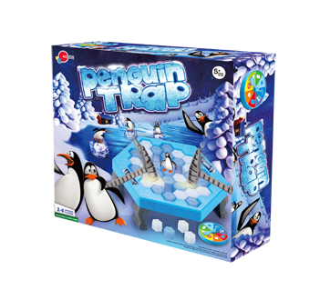 Image of product Groupe Ricochet - Penguin Trap Game, 1  unit