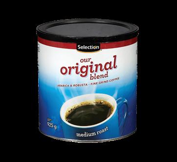 Medium Roast Original Blend Ground Coffee, 925 g