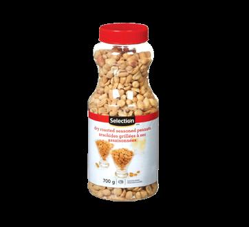 Dry Roasted Seasoned Peanuts, 700 g