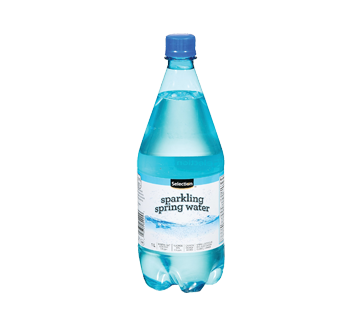 Carbonated Spring Water, 1 L