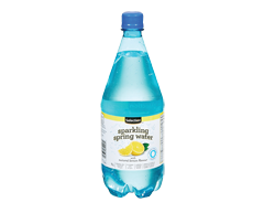 Image of product Selection - Carbonated Spring Water, 1L, Lemon
