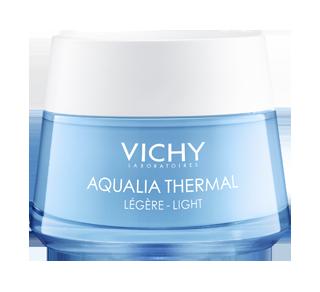 Aqualia Thermal Light Rehydrating Cream, 50 ml