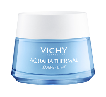 Aqualia Thermal Light Rehydrating Cream, 50 ml