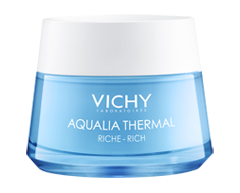 Image of product Vichy - Aqualia Thermal Rich Rehydrating Cream, 50 ml