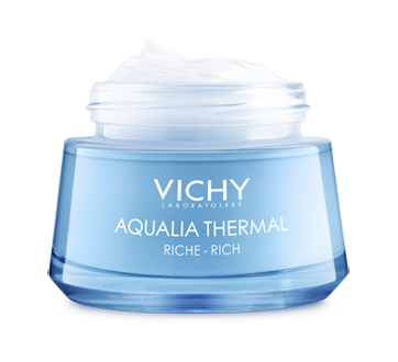 Image 2 of product Vichy - Aqualia Thermal Rich Rehydrating Cream, 50 ml