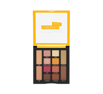 Image 2 of product Maybelline New York - Lemonade Craze Eyeshadow Palette, 9.6 g