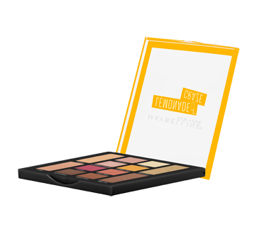 Image 3 of product Maybelline New York - Lemonade Craze Eyeshadow Palette, 9.6 g