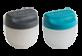 Thumbnail 2 of product Trudeau - Condiment Set, 2 units, Blue & Grey