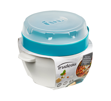 Lunch Bowl for Dry Food Compartment, 470 ml, Blue