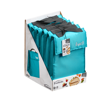 Lunch Bag Insulated, 1 unit, Blue
