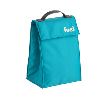 Image 2 of product Trudeau - Lunch Bag Insulated, 1 unit, Blue