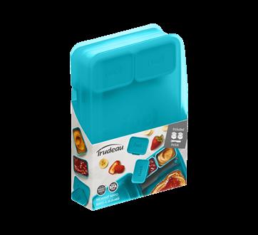 Breakfast Bento, 1 unit, Blue