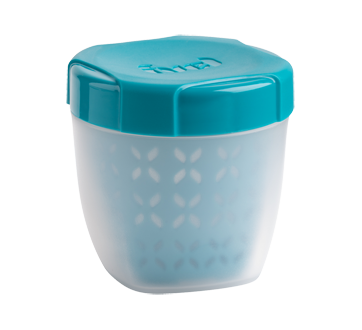 Image 2 of product Trudeau - Fruit Container, 1 unit, Blue
