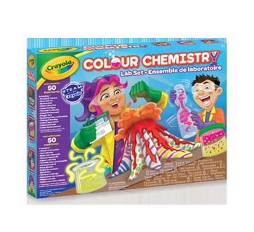 Colour Chemistry Lab Set, 1 unit