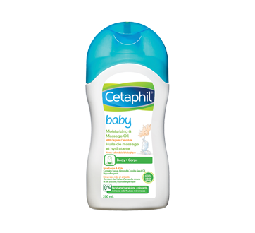 Image of product Cetaphil Baby - Moisturizing Oil, 200 ml